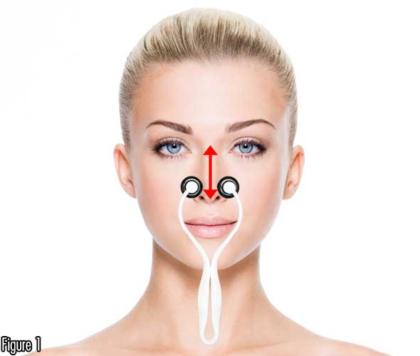 How to make nose slimmer with perfect nose slimming roller